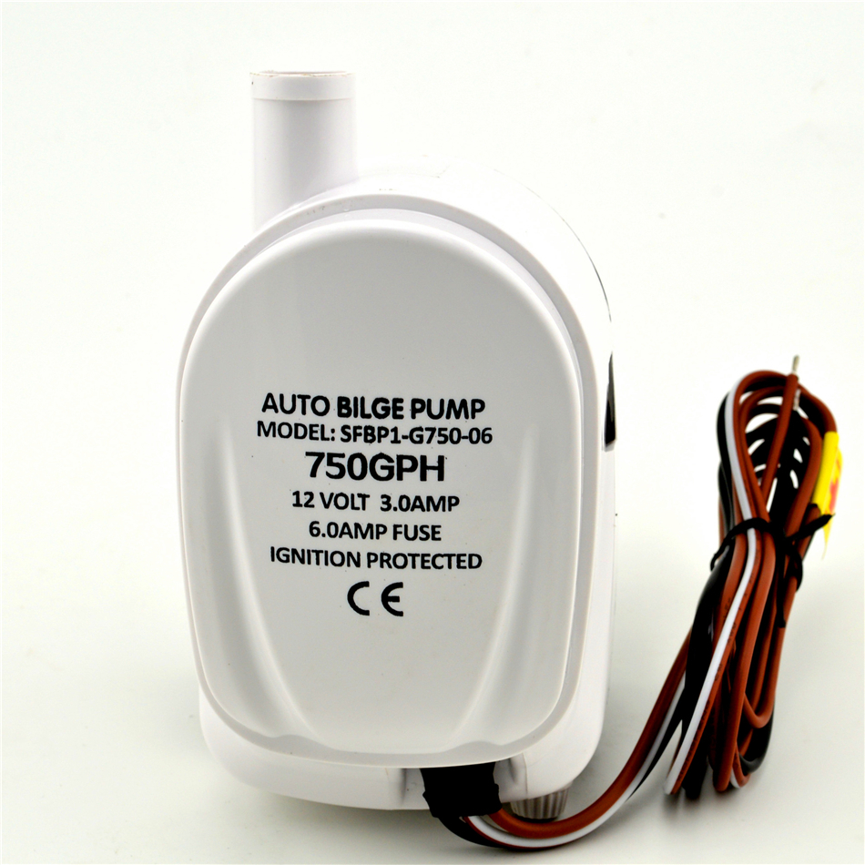 Perfect Rule Automatic Bilge Pump 2wire Sketch - Electrical and ...