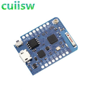 Image 2 - 5PCS WeMos D1 Mini ESP8266 WIFI Module Board Pro 16M Bytes External Antenna Contor ESP8266 WIFI IOT Development Board Micro USB