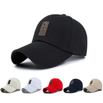 Men's Snapback Caps Summer Adjustable Baseball Caps for Men New Cotton Casual Sports Hats Women Fashion Boy Hat Caps