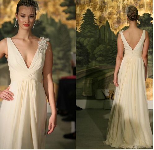 Online Get Cheap Champagne Colored Wedding Dress Aliexpresscom