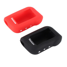 key cover  starline A93 silicone case for Starline A93/A63 LCD two way car remote 2-way A93 LCD silicone case