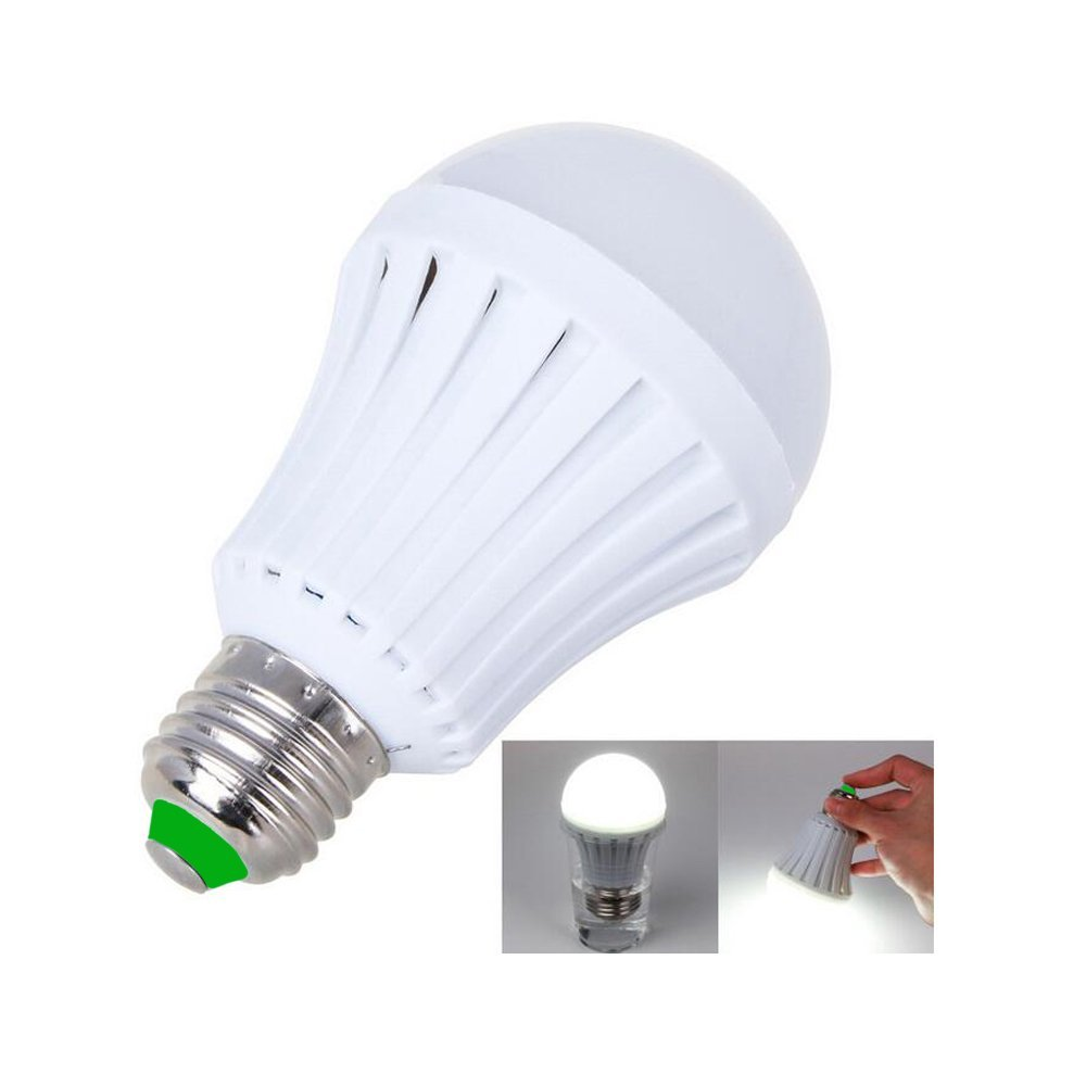 E27 5W 7W 9W 12W LED Smart Emergency Light Led Bulb Rechargeable Battery Lighting Lamp Outdoor Lighting Bombillas Flashlight