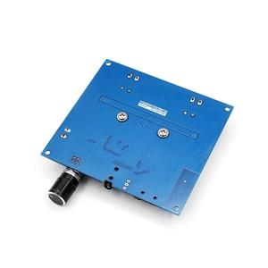 Image 5 - XH A105 Bluetooth 5.0 TDA7498 bordo amplificatore digitale 2x100W Stereo Audio AMP Modulo di Supporto Carta di TF AUX
