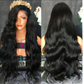Top 9A Grade Best Full density Virgin BrazilianThick Human Hair Wig Full Lace Wig Cheap Human Hair Lace Front Wig Glueless Wig