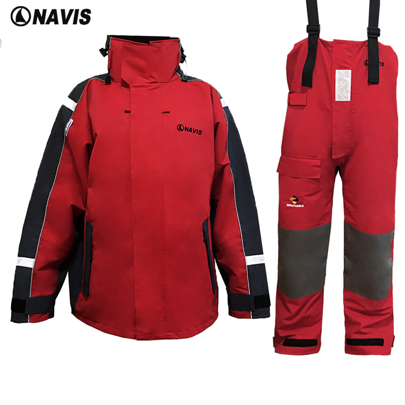Buy offshore sailing jacket foul weather gear marine for Foul weather fishing gear