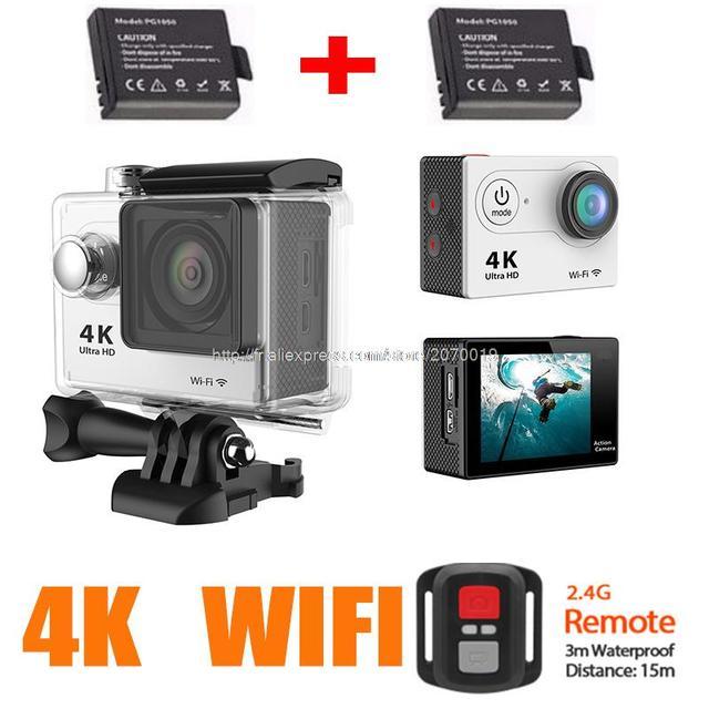 4 k de vídeo 25fps sj h9se ultra hd h9 wifi 7000 original mi yi xiao pro esportes câmera ir 4 hero dv camcorder dvr action camera cam