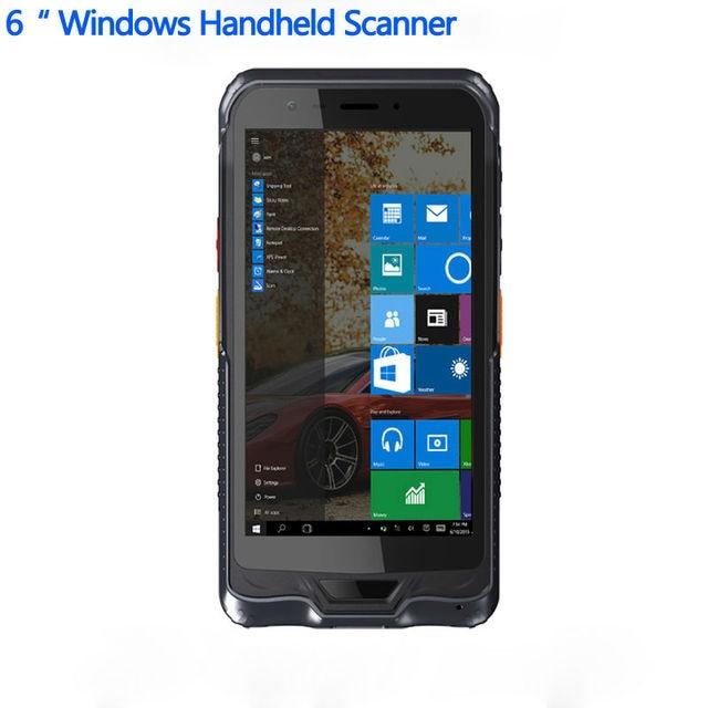 Original Kcosit K62H 6 Handheld Terminal PDA Windows 10 Rugged Tablet PC Waterproof Mobile Phone