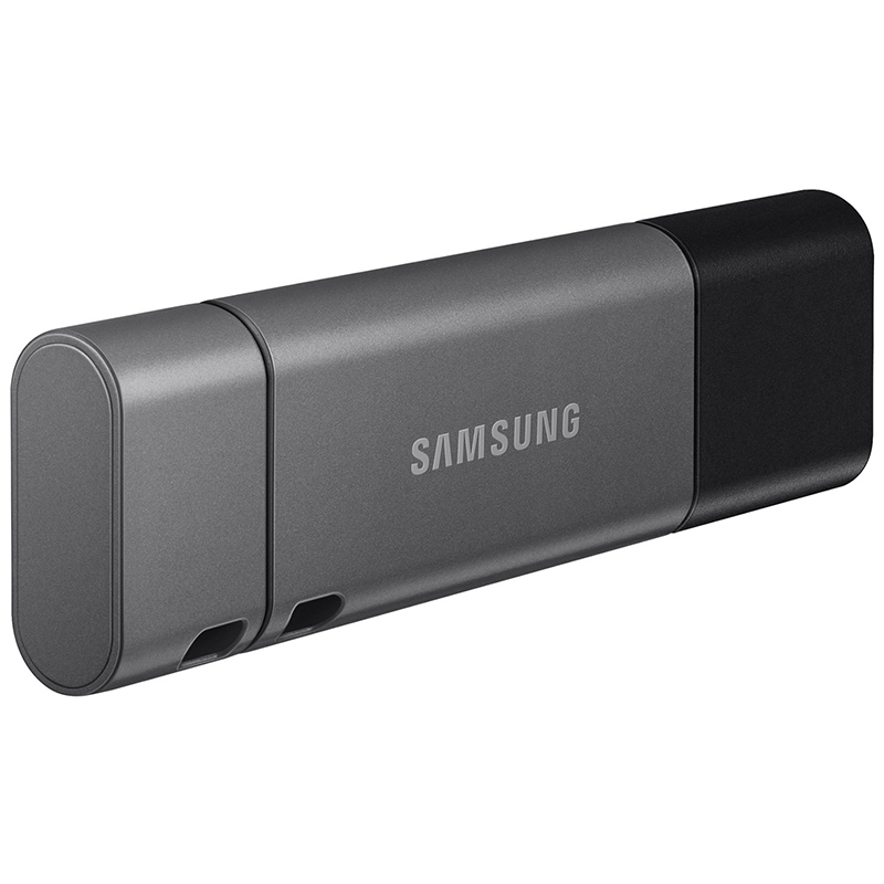 Samsung nouveauté cle usb 32 gb DB32 Clé usb 3.1 type C & USB port Haute vitesse jusqu à 200 mb/s Barrette mémoire pour Ordinateur Portable Disque