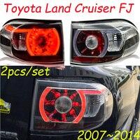 Cruiser FJ фонарь, 2007 ~ 2014; Бесплатная доставка! LED, Прадо света хвоста, Cruiser FJ задний свет, Cruiser FJ туман; Cruiser FJ