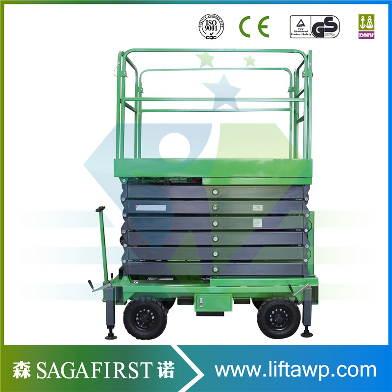 10m Sky Lift Automatic Electric Lift Platforms-in Car Jacks from ...