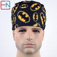 Hennar Surgical Caps For Men MEDICAL CAPS Dentist Caps Scrub Caps Pet Doctor Caps