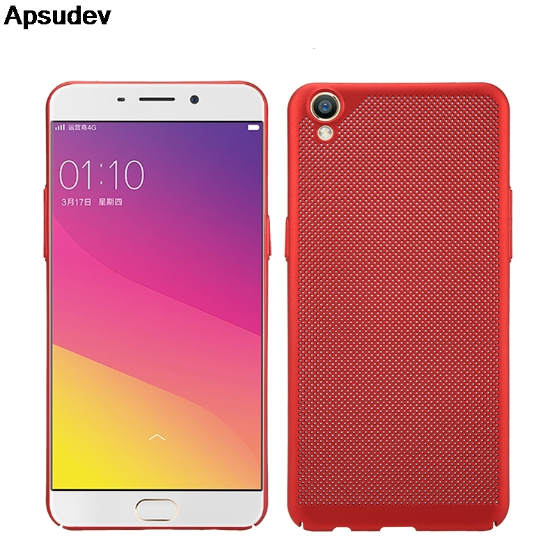 Apsudev Heat Dissipation Phone Cases For Oppo R9 R9s Thin