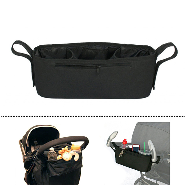Conveniente práctico cochecito de bebé cochecito del paraguas plataforma Bolsa bolsas bolsa de almacenamiento paquete de La Momia