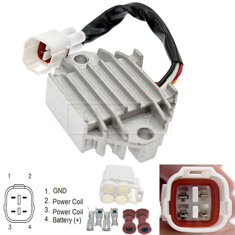 For Yamaha YFZ 450 2004 2005 2006 2007 2009 US Voltage Regulator Rectifier