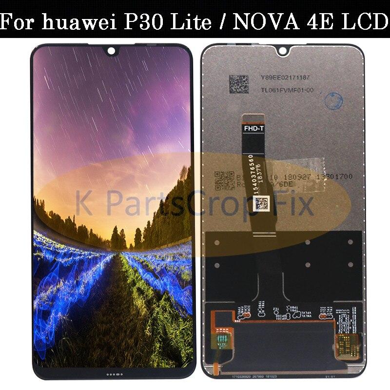 2312 1080 AAA Original LCD display For HUAWEI P30 Lite Lcd Display Screen For HUAWEI P30