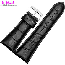 Banda de reloj de cuero correa de piel universal reloj de hombre 20 | 22 mm negro marrón