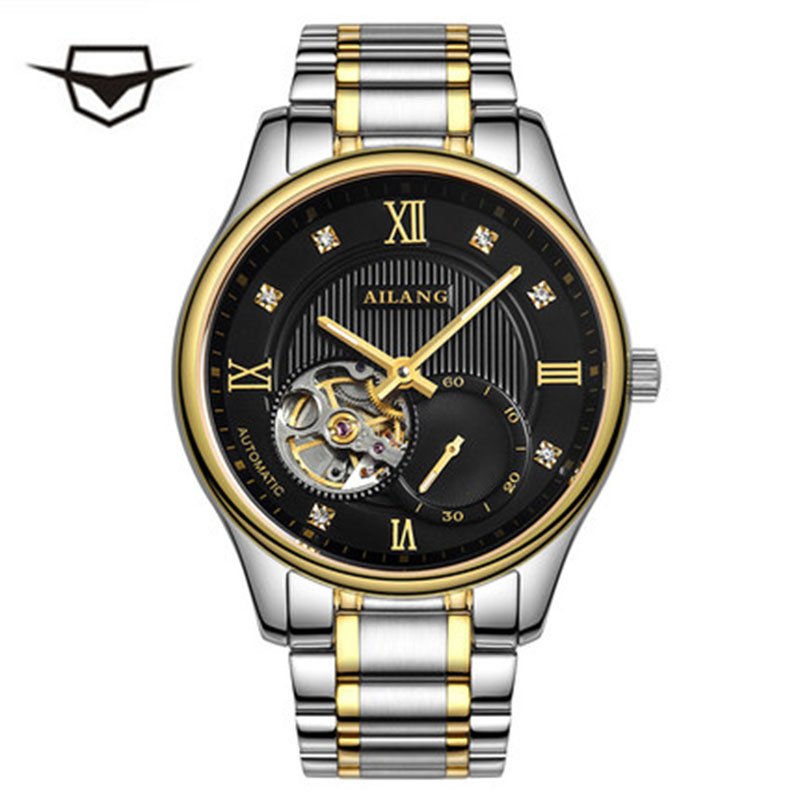 AILANG top luxury men's wrist role watch winder, automatic mechanical movement g