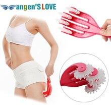 Hip Massager Roller Slimming Rolling Massage Anti CelluliteBody Massager Beauty Health Tool