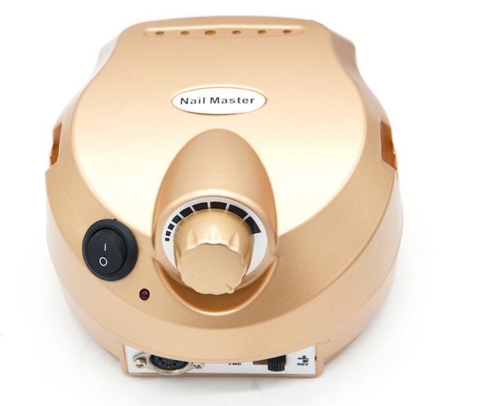 Сверлильный станок электрический сверлильный станок для удаления ногтей фрезерные инструменты маникюрный педикюр набор пилок для ногтей ручка наконечник набор для ногтей - 3