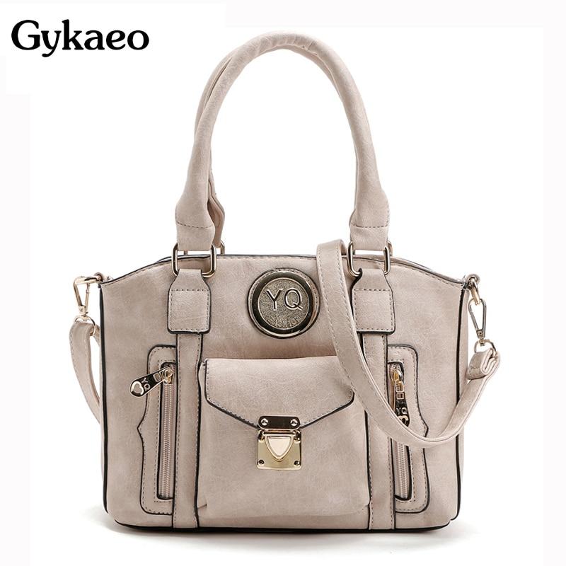 b038e82ab Women Bag Ladies Vintage Tote Bags Bolsos Mujer De Marca Famosa 2017  Fashion Handbag Women Messenger