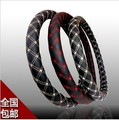 Car steering wheel cover danny steering wheel cover leather pickup truck high quality leather cover four seasons general