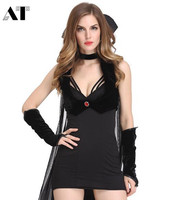 Halloween Witch Costumes For Women Christmas Carnival Costume Carnaval Adult Fairy Costume Vampire Cosplay Party Dress