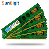High Quality SunDigit Memory Ram DDR3 1333Mhz 8GB 4GB 2GB For Desktop Memoria 1 5v PC3