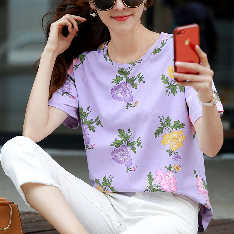 2019 Women Shirt 8 Style Cotton Shirt