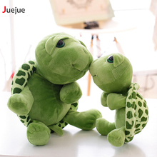Korea Cute Tortoise Plush Toys Stuffed Animals Dolls Kids Toys for Children Birthday Gifts Party Decor Soft Cartoon Peluche Toys