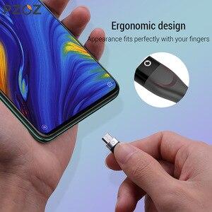 PZOZ 1m 2m провод Micro USB кабель 3A быстрой зарядки Microusb зарядное устройство данные шнур для Samsung S7 Xiaomi Redmi Примечание 5 Pro 4X плюс huawei планшеты  Мобильный телефон Android Micro usb кабели зарядное