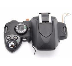 Oryginalny D40X górna pokrywa montaż z FPC Flex Cable dla Nikon D40X