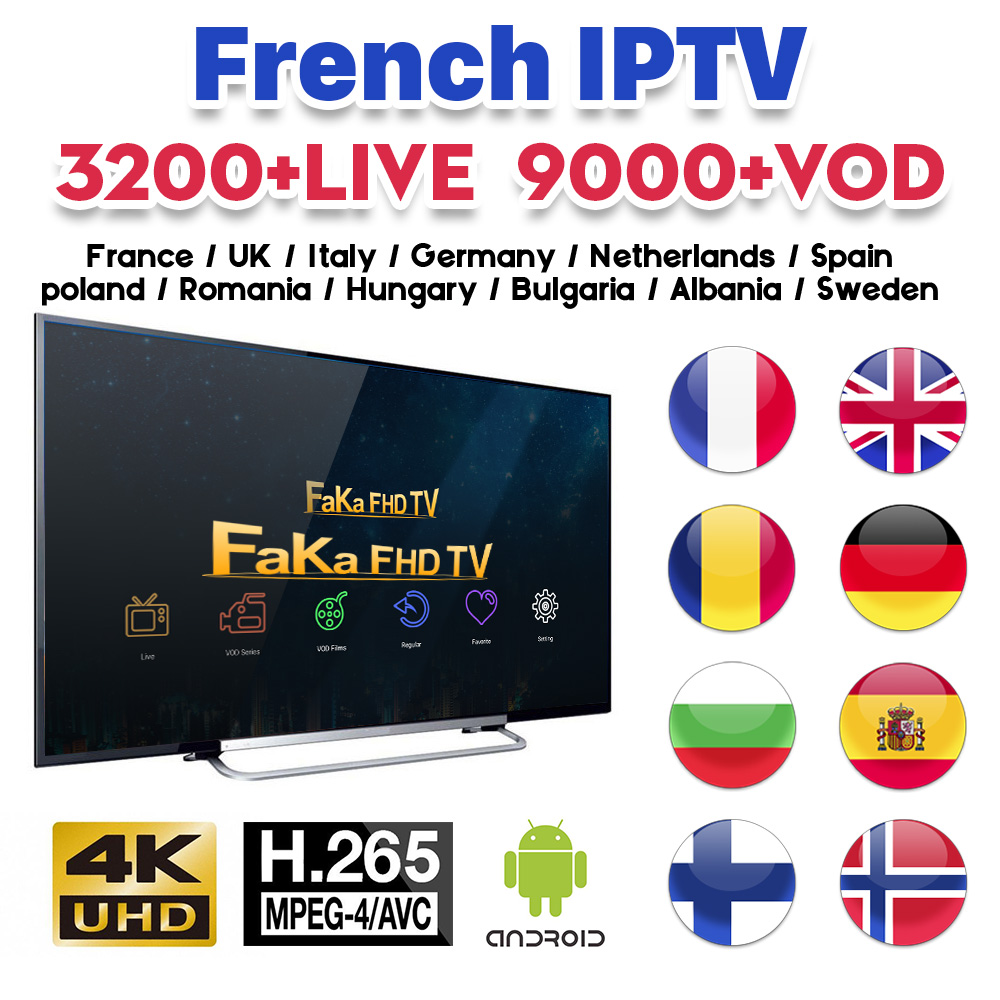 IPTV UK EX YU Germany IP TV Arabic Belgium Canada IPTV Subscription UK Albania IP TV for Android Poland Italy IPTV France Spain-in Set-top Boxes from Consumer Electronics