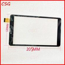 """Nuevo Para 8 """"pulgadas ZJ-80038A Partes Tablet panel de pantalla táctil Digitalizador Del Sensor de reemplazo Del Envío Libre"""
