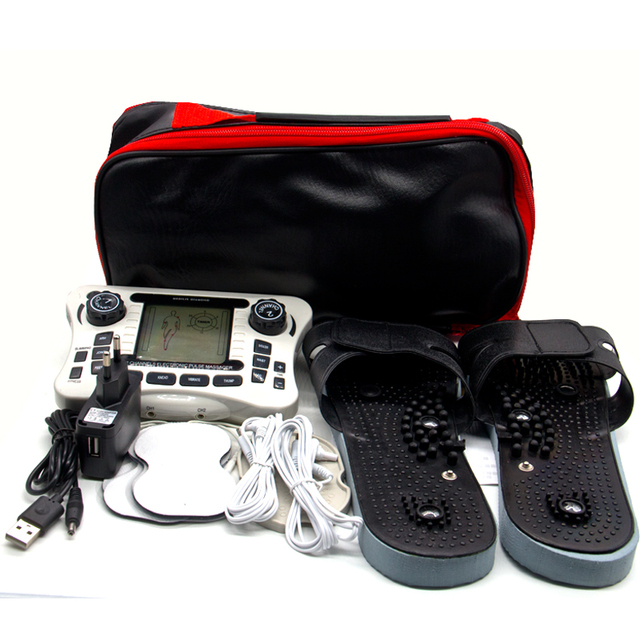 EMS pain relief/Electrical nerve muscle stimulator/Digital therapy massager/Physiotherapy