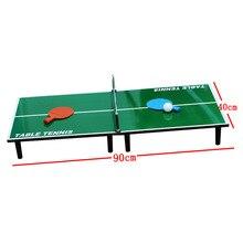Большой Крытый мини настольный теннис настольная игра складной стол для настольного тенниса родитель-ребенок игры развлечения Атлетический пинг-понг