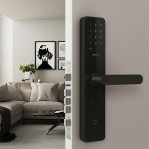 Image 3 - Xiaomi Mijia Smart Door Lock Smart lock Fingerprint Password NFC Bluetooth Unlock Detect Alarm Work Mi Home App Control