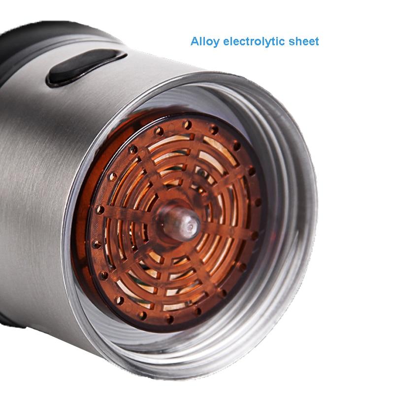 500ML富氢发生器便携式滤水器电离器H2 PEM碱性氢瓶电解饮料氢(2)