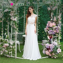 Fairy long chiffon lace prom dress cap sleeves two pieces ever pretty xx48980peb elegant round neck.jpg 250x250