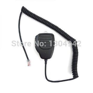 Новый 8 pin Ручной Выносной Громкоговоритель Микрофон Микрофон для i-Com Радио IC-706 IC-2000/Ч IC-F1721 IC-V8000 IC-7000 IC-FR3000 IC-FR4000