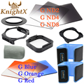 KnightX color cokin p set series 58mm 52mm 67mm Filter CPL UV FLD Lens for Canon Nikon Sony Camera DSLR D5200 D3300 49 77MM 82MM