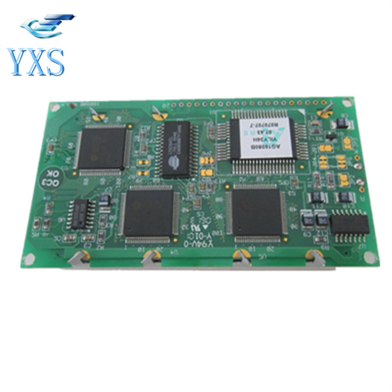 AG16080 Display Module AG16080AYILY30 With Controller T6963CAG16080 Display Module AG16080AYILY30 With Controller T6963C