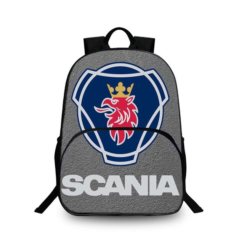 Beibaoku scania печати рюкзак дорожная сумка рюкзак большой рюкзак школьная сумка для девочек студент ноутбук рюкзаки ...