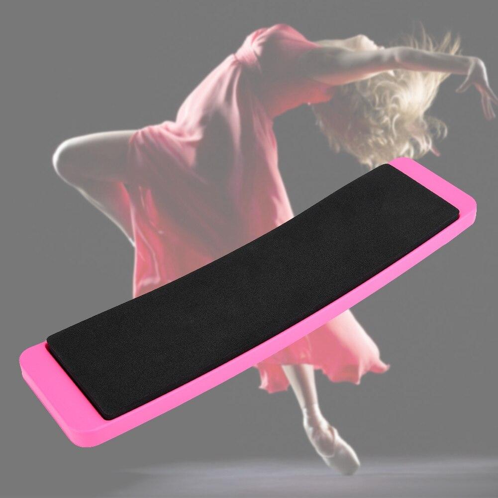 Placa de Dança Freeestilo Meninas Portátil Ballet Turnboard Adulto Turn Board Prática Spin Treinamento Praticando Ferramentas Circulando