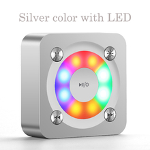Bluetooth speakers shine colorful lights wireless  speaker portable subwoofer wireless speakers shine colorful lights mini