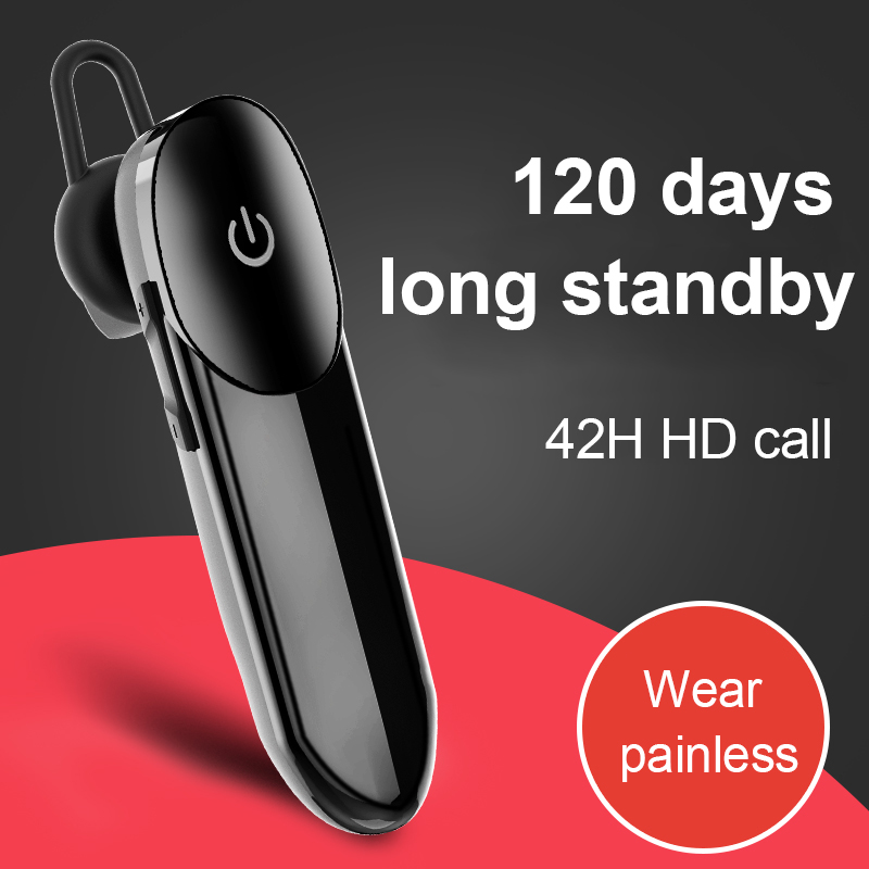 ELE longest Standby Time Wireless Bluetooth Headset Earphone V5.0 Bluetooth Headphone With Microphone Earphone For Mobile Phone