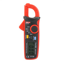 все цены на UT210B Amperometric Clamp Meter Non-contact NCV Tester True RMS AC Current Pliers Mini Digital Ammeter Clamp Meters 2019 New онлайн