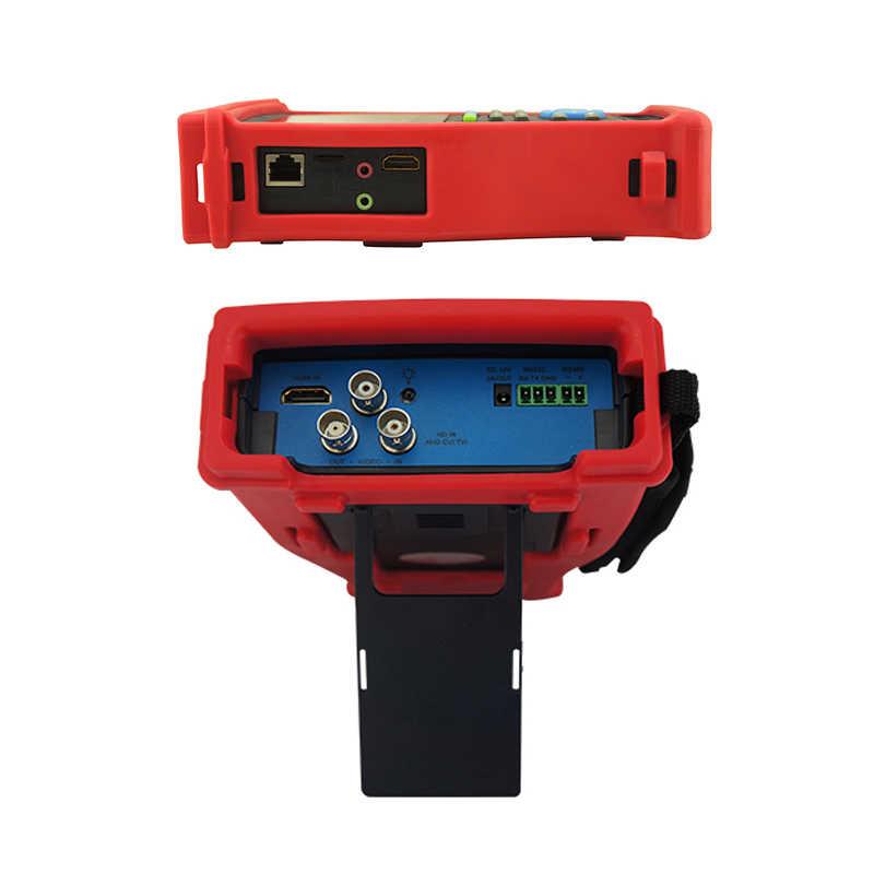 CCTV Tester Multi functions 8MP TVI/4MP CVI/5MP AHD wifi 4K