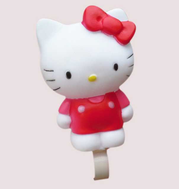 Children S Bike Accessories Bicycle Bell Hellokitty Cat For Kids