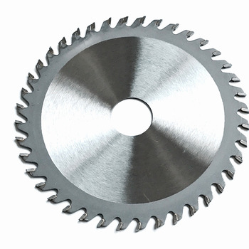 цена на Free shipping of 1PC 110/125mm*20*30-40Z tct saw blade wood cutting disc metal saw for wood plastic steel iron general cutting
