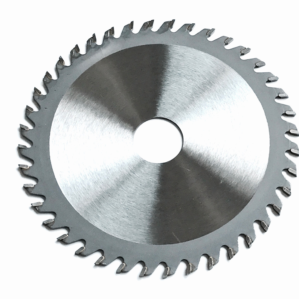 цена на Free shipping of 1PC decoration grade 125*22/20*30/40Z TCT saw blade carbide tipped for DIY&decoration general wood cutting